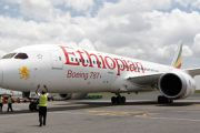 Ethiopian Airlines inaugure ses vols internationaux vers Goma