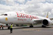 Ethiopian Airlines inaugure ses vols internationaux vers Goma