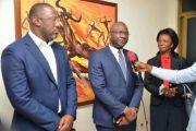 RDC : le nouveau DG d'Orange annonce des discussions sur la problématique de l'industrie avec le ministre des PT-NTIC