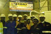 La mine d'or de Kibali augmente sa production