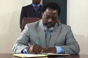 Joseph Kabila promulgue le nouveau code minier