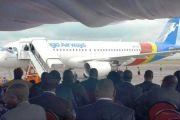 Acquisition par  Congo Airways  d'un nouvel Airbus A320