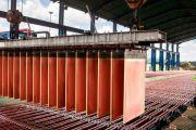 Le cuivre, l'or, l'argent et le zinc en hausse  sur le marché international