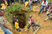 RDC. Des dizaines de mineurs toujours disparus après l'accident dans une mine artisanale