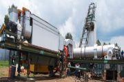 Voirie : une usine d'asphalte importée de l'Afrique du Sud  implantée à Butembo