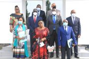 RETOMBEES DE LA REUNION DU COMITE DE CONJONCTURE ECONOMIQUE LA FEC SE PROPOSE D'IMPORTER DU CIMENT À PARTIR DU CONGO-BRAZZAVILLE
