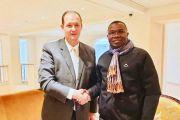 BERLIN : APRÈS ÉCHANGE AVEC JULIEN PALUKU, LE GROUPE NÉERLANDAIS PETROHOLLAND LIMITED PRÊT À INVESTIR EN RDC